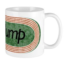 I Jump Track and Field Mug