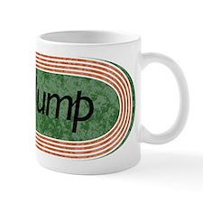 I Jump Track and Field Small Mug
