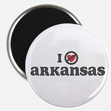 Don't Heart Arkansas Magnet