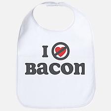 Don't Heart Bacon Bib