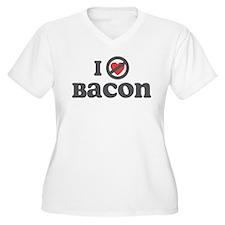 Don't Heart Bacon T-Shirt