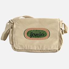 i Javelin Track and Field Messenger Bag