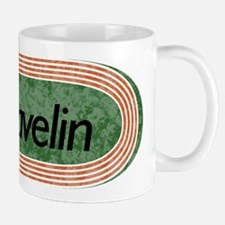 i Javelin Track and Field Small Small Mug
