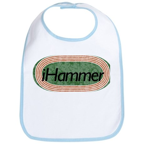 i Hammer Track and Field Bib