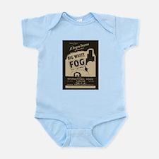 Big White Fog Infant Bodysuit