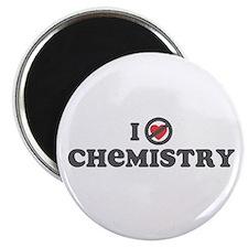 Don't Heart Chemistry Magnet
