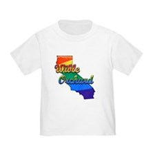 Wible Orchard, California. Gay Pride T