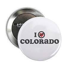 """Don't Heart Colorado 2.25"""" Button"""