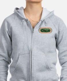 i Discus Track and Field Zip Hoodie