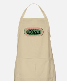 i Discus Track and Field Apron
