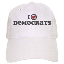 Don't Heart Democrats Baseball Cap
