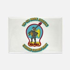 US - NAVY - VF-53 Iron Angels Rectangle Magnet