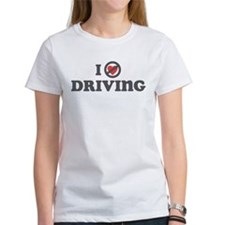 Don't Heart Driving Tee