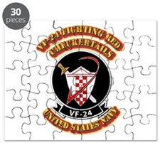 US - NAVY - VF-24 FR Checkertails Puzzle