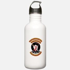 US - NAVY - VF-24 FR Checkertails Water Bottle