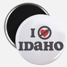 Don't Heart Idaho Magnet
