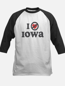 Don't Heart Iowa Tee