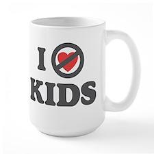 Don't Heart Kids Mug