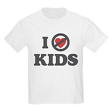 Don't Heart Kids T-Shirt