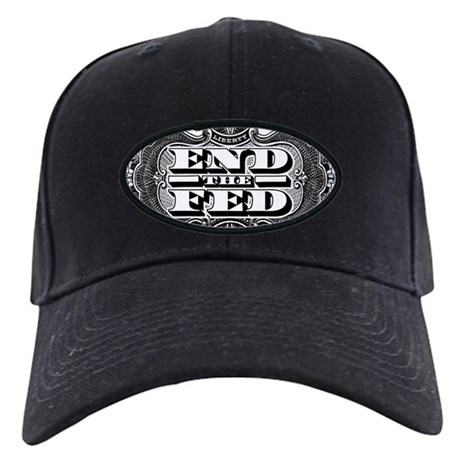 End the Fed Black Cap