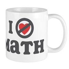 Don't Heart Math Mug