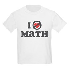 Don't Heart Math T-Shirt