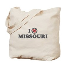 Don't Heart Missouri Tote Bag