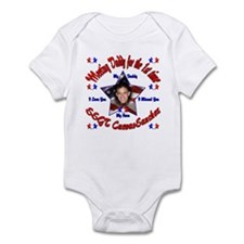 Krystal's Custom Homecoming Infant Bodysuit