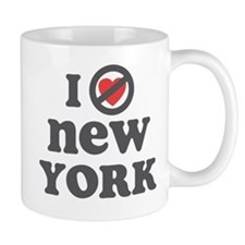 Don't Heart New York Mug