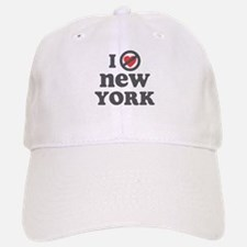 Don't Heart New York Baseball Baseball Cap