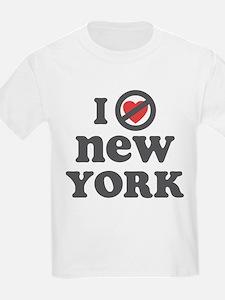 Don't Heart New York T-Shirt