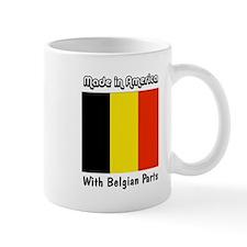 Belgian Parts Small Mug