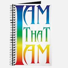I Am That I Am 1 Journal