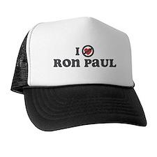 Don't Heart Ron Paul Trucker Hat