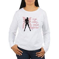 I sweat Glitter T-Shirt