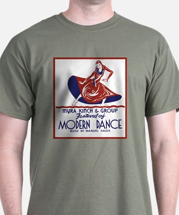 Festival Of Modern Dance T-Shirt