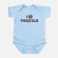 Don't Heart Tequila Infant Bodysuit