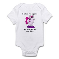 Horsey Infant Creeper