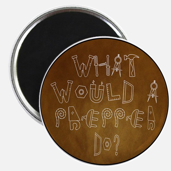 What Would A Prepper Do Magnet