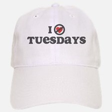 Don't Heart Tuesdays Baseball Baseball Cap