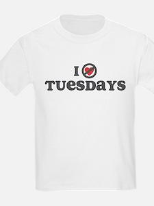 Don't Heart Tuesdays T-Shirt