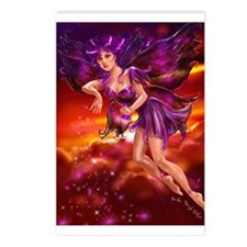 Cute Pixie dust Postcards (Package of 8)
