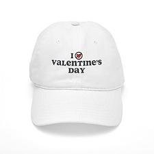 Don't Heart Valentines Day Baseball Cap