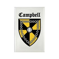 Clan Campbell Society Rectangle Magnet