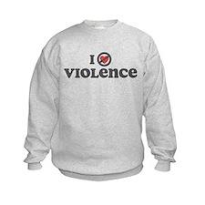 Don't Heart Violence Sweatshirt