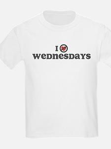 Don't Heart Wednesdays T-Shirt