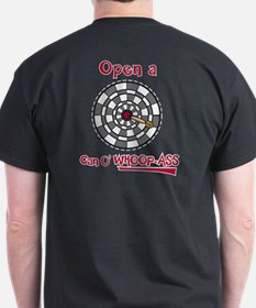 Can O' Whoop Ass Dart Shirt - T-Shirt