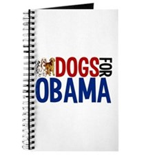 Dogs for Obama Journal