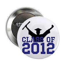 """2012 Graduation 2.25"""" Button"""