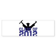 2012 Graduation Car Sticker